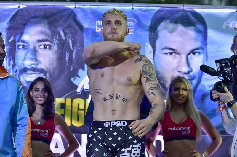 Demetrius Andrade v Luke Keeler - Weigh-In