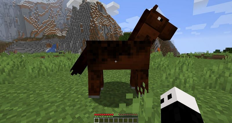 How To Dismount A Horse In Minecraft