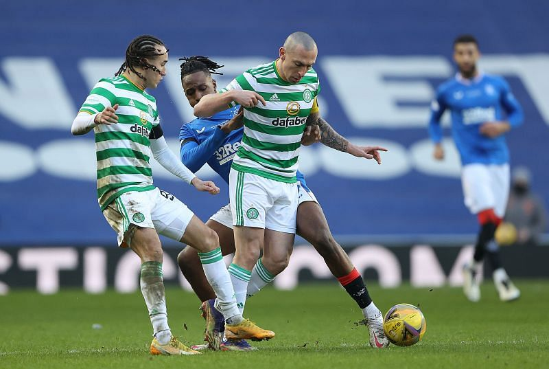 Celtic are in Scottish Premiership action this Sunday