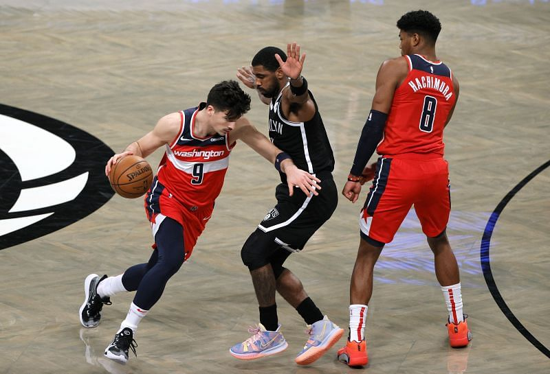 The Washington Wizards are looking for their second win of the NBA season against the Brooklyn Nets