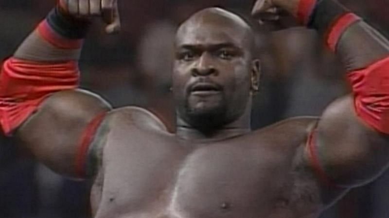 Ahmed Johnson worked for WWE from 1995 to 1998