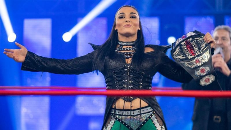 """IMPACT Knockouts Champion Deonna Purrazzo goes in-depth about her thoughts on the """"Knockouts"""" division name."""