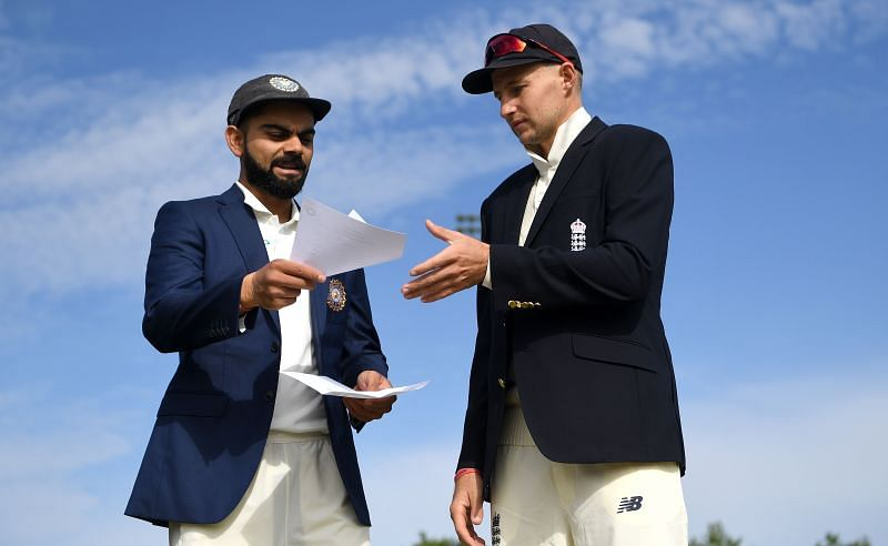Virat Kohli & Joe Root are expected to lead their respective side in the Test series