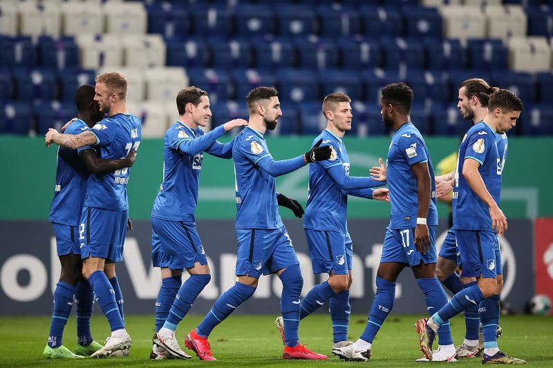 Hoffenheim have recently struggled to put points on the board