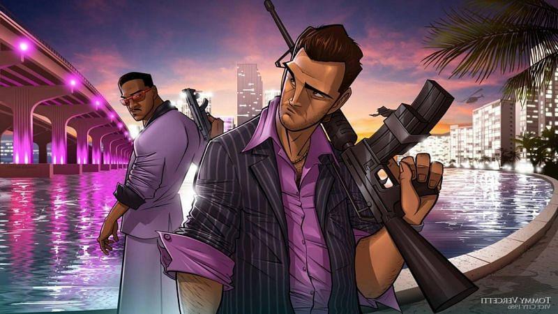Betrayals and heartbreaks are in GTA (Image via Sally-thehedgehog (DeviantArt))