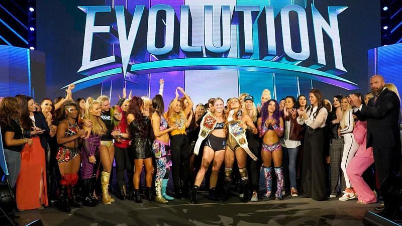 2018 Female WWE roster