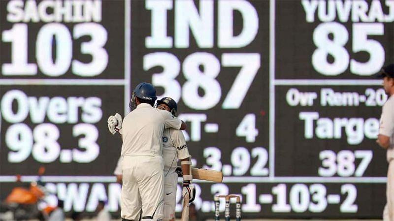 भारतीय टीम जीत हासिल करने के बाद