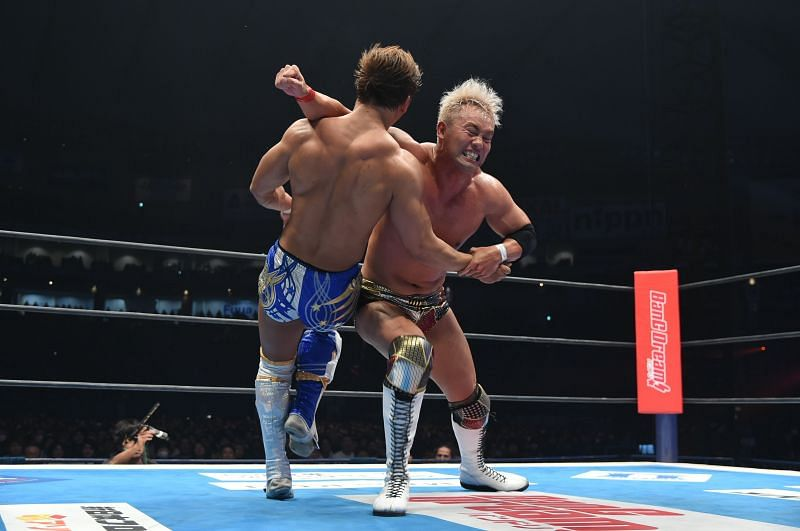 Big news for fans in India, as NJPW is all set to telecast on Eurosport and Eurosport HD India.
