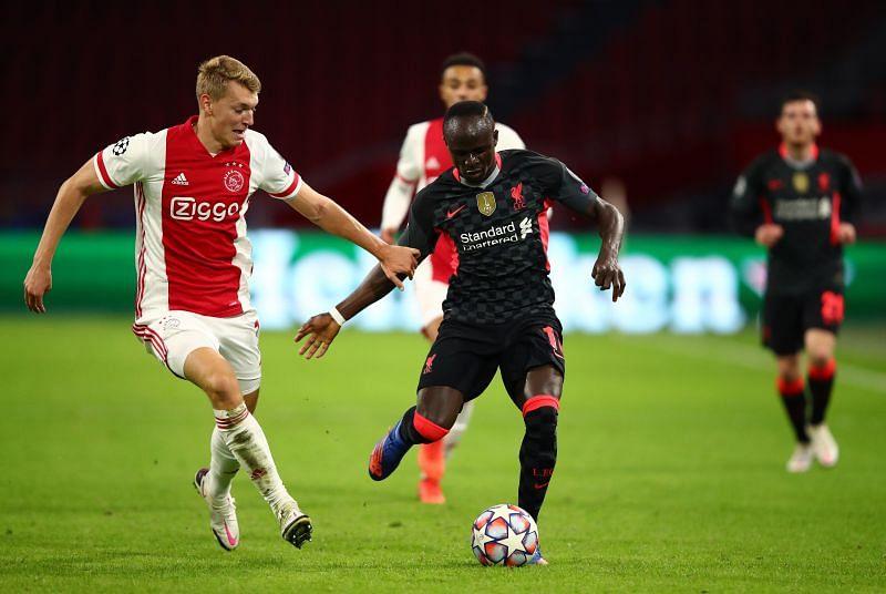 Ajax Amsterdam vs Liverpool FC: Group D - UEFA Champions League