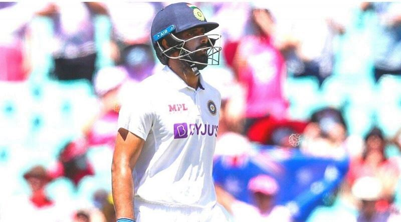 Hanuma Vihari has dropped anchor at the SCG to try and save the Test