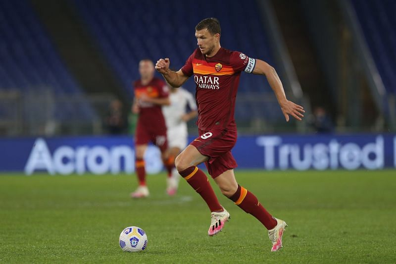 Edin Dzeko reportedly wants to leave AS Roma