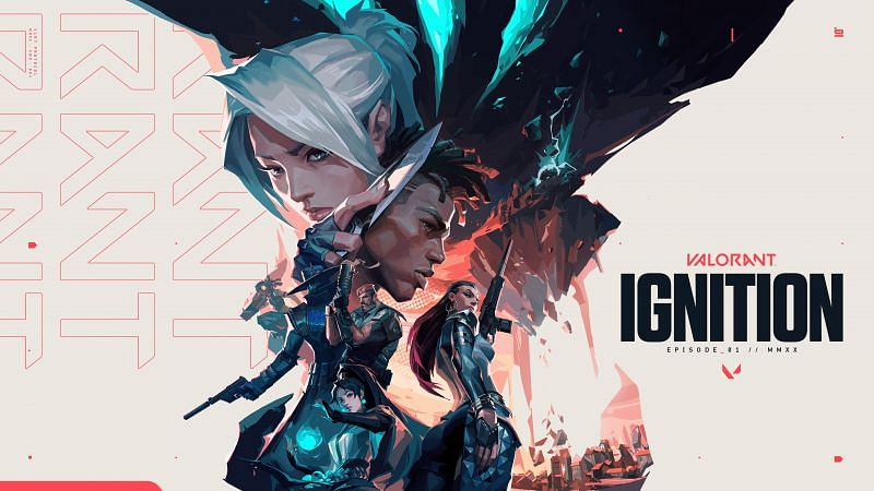 Valorant Episode 1: Ignition Image by Riot Games