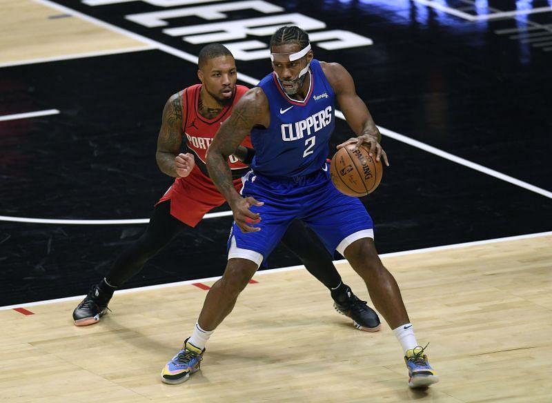 Portland Trail Blazers vs Los Angeles Clippers