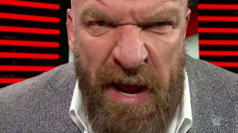 Triple H was the main topic of discussion on RAW
