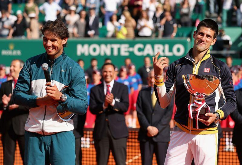 Rafael Nadal, Novak Djokovic and Dominic Thiem are the most recent Grand Slam winners on tour