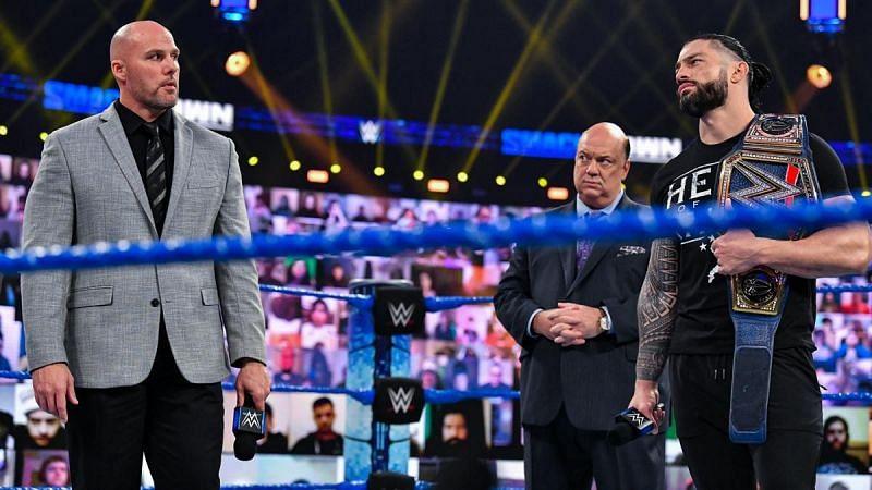 WWE Royal Rumble में होने वाला है रोमन रेंस का मैच