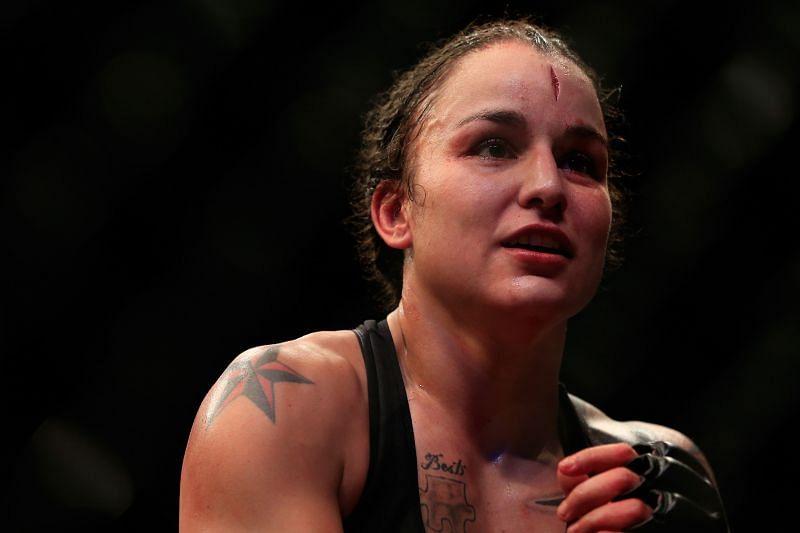 UFC 181 - Raquel Pennington v Evans-Smith