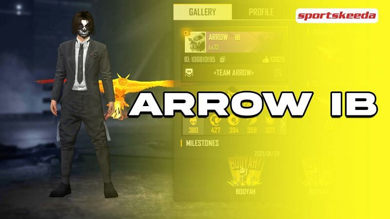 Arrow IB