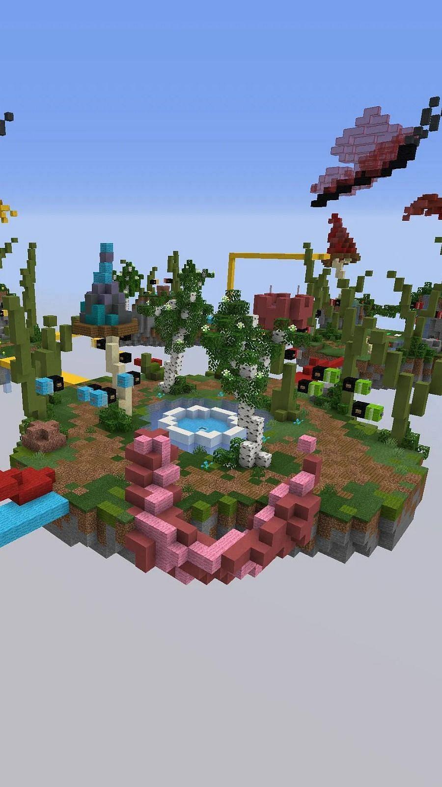 9 best Minecraft servers for Bedwars in 9
