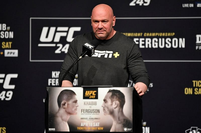 Dana White has promised to catch the illegal streamers of UFC events