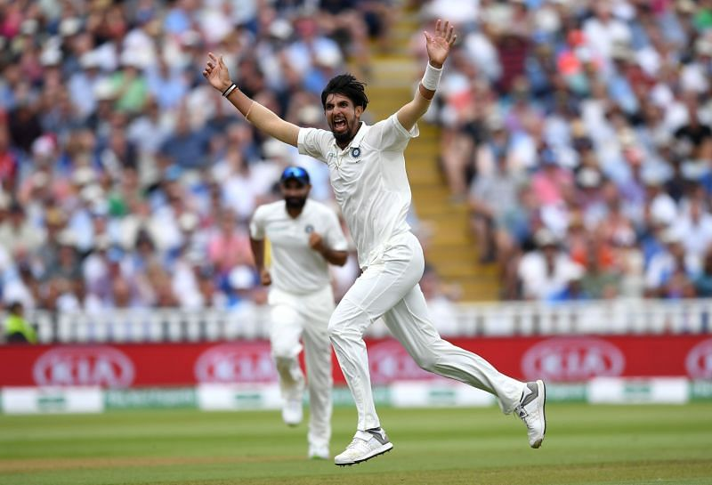 Ishant Sharma could not turn up for the Indian cricket team in the 2020-21 Border-Gavaskar Trophy because of an injury