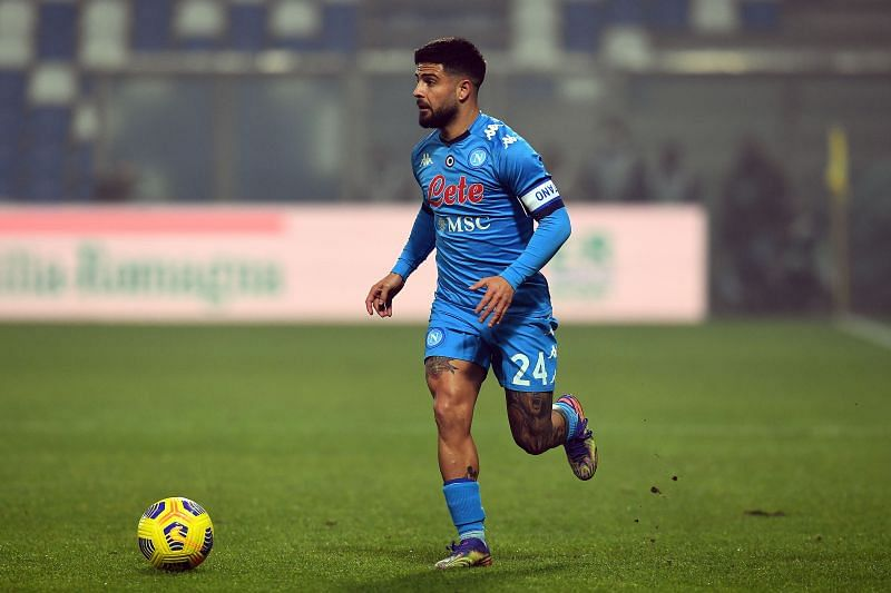 Napoli play Hellas Verona on Sunday