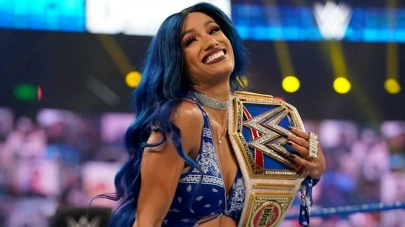 Sasha Banks is named as one of the top stars of WWE SmackDown