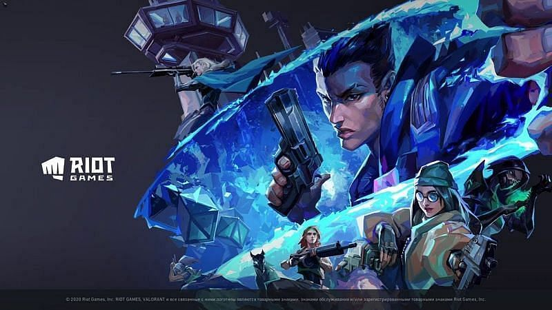 Valorant Episode 2 Loading screen Image by Riot Games