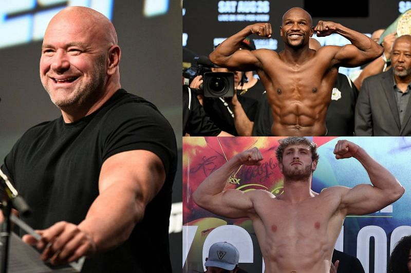 Dana White gives his prediction for Floyd Mayweather vs. Logan Paul