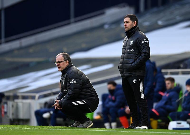 Despite having better stats than Tottenham Hotspur, Leeds failed to test the hosts