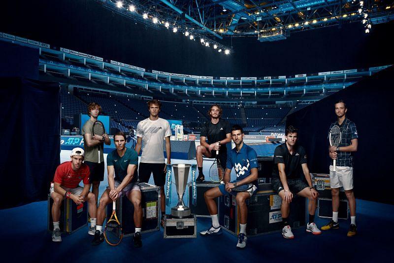 Rafael Nadal, Novak Djokovic, Dominic Thiem and the rest of the ATP