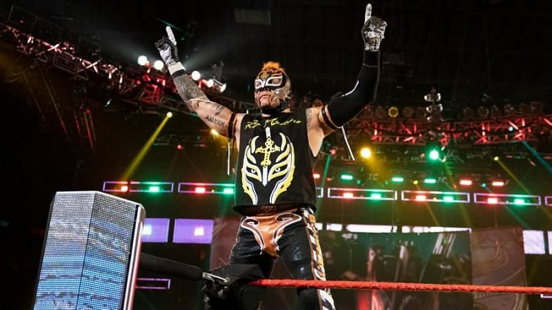 Rey Mysterio was booed simply for not being Daniel Bryan.