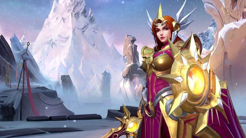 Katarina di Wild Rift (Gambar melalui Riot Games)