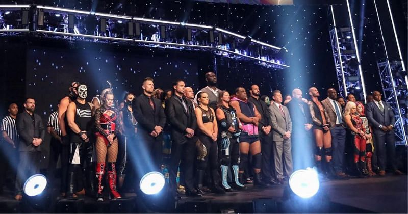 Many WWE Superstars have rejected new contracts.
