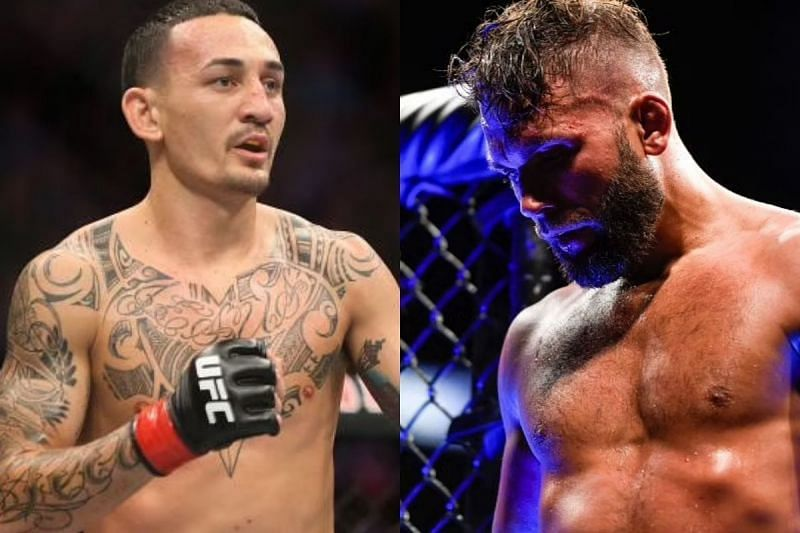 Max Holloway takes on Calvin Kattar at UFC Fight Island 7