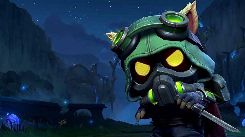 Saatnya memanggil ahli dengan kulit omega di Wild Rift (Gambar melalui Riot Games)
