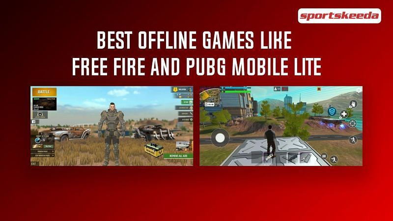 PUBG Mobile Lite और Free Fire