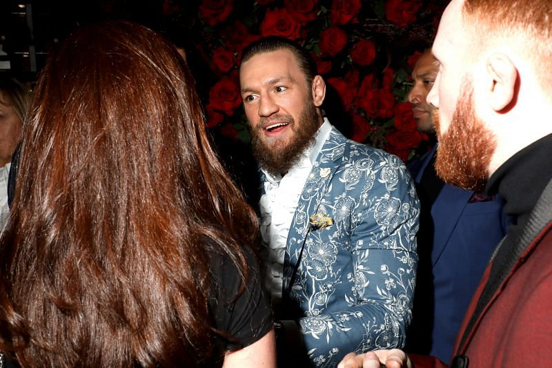 Conor McGregor has been involved in legal problems in recent years.