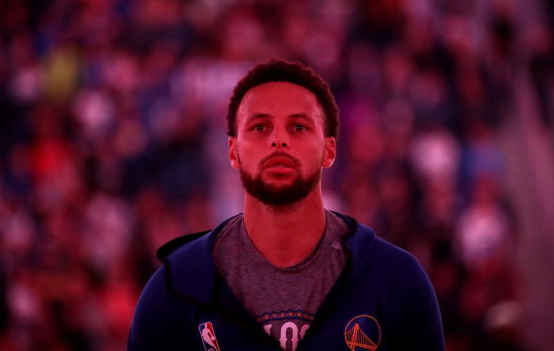 Curry has carried the Golden State Warriors to a winning record so far.