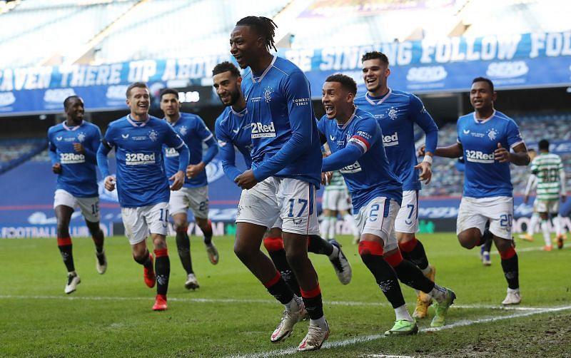 Rangers travel to Aberdeen on Sunday