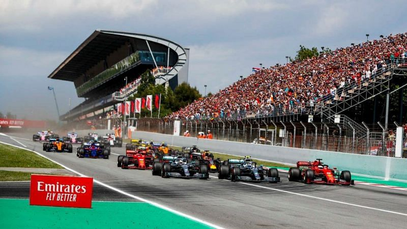 Spanish GP 2021 was confirmed as F1 extended the contract for one more year