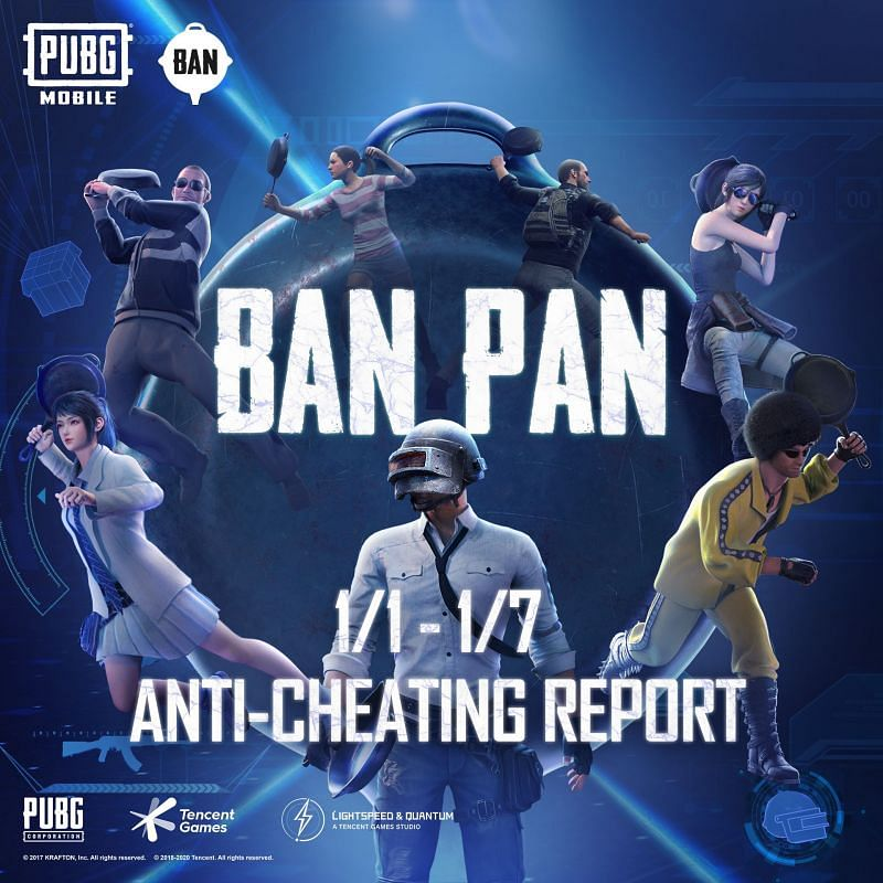 Anti cheating reports