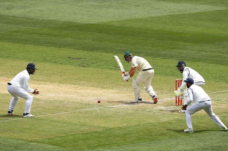 Labuschagne top scored with 67*