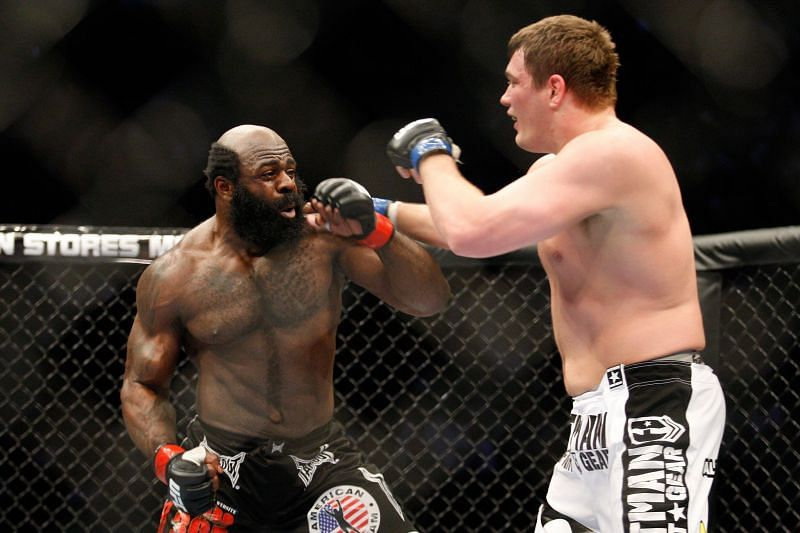 Kimbo Slice was a famous backstreet brawler before he transitioned to MMA