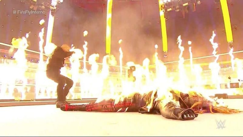 Did WWE do the right thing by writing The Fiend off television?