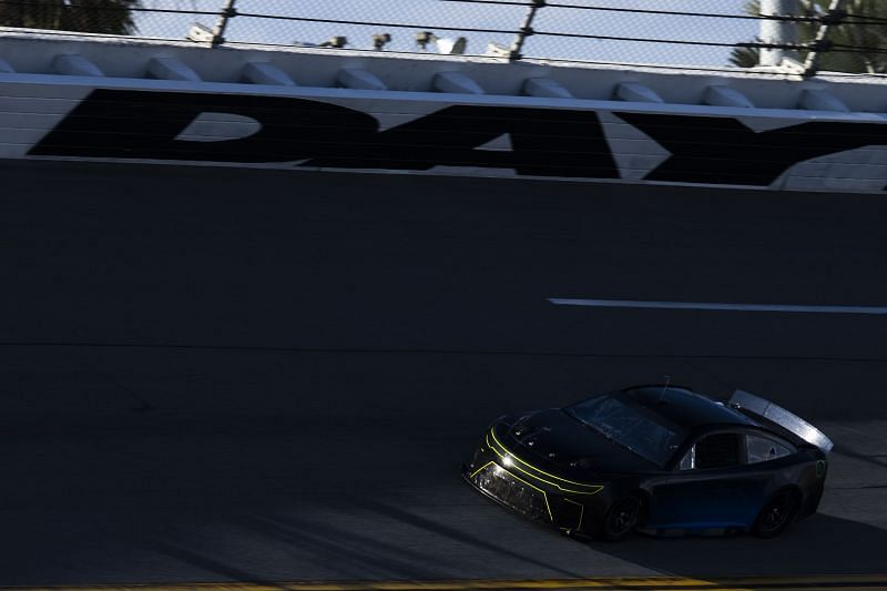 NASCAR Cup Series Test