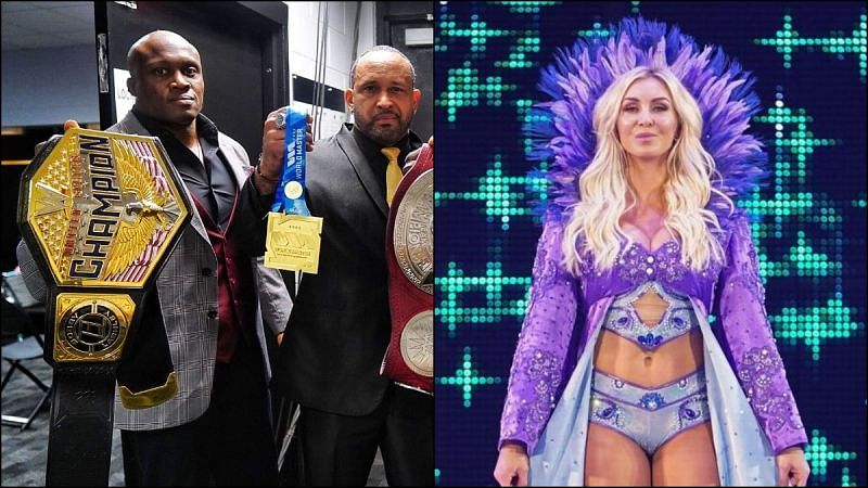 Many top WWE Superstars have won championships in other sports too