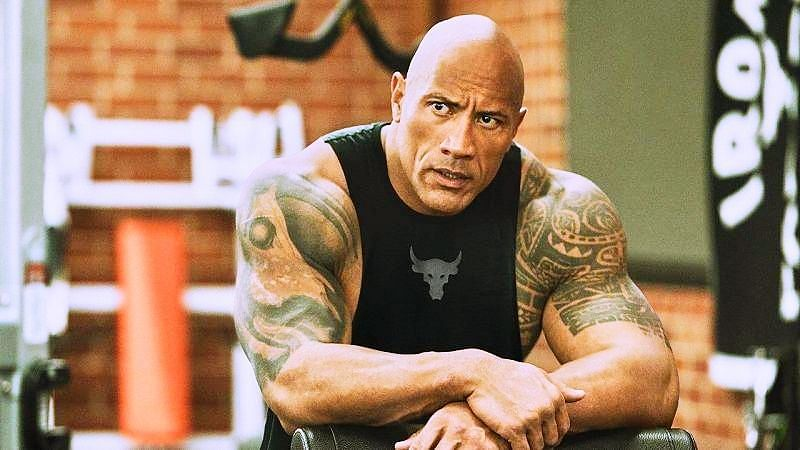 The Rock has released another product