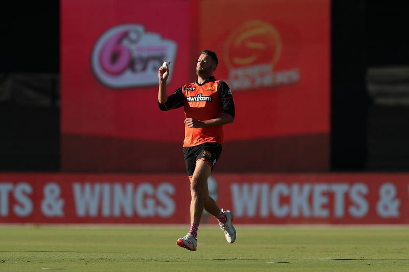 Andrew Tye was heavily criticised