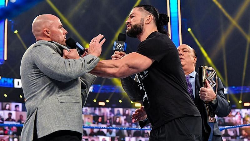 Roman Reigns is in full control of Smackdown